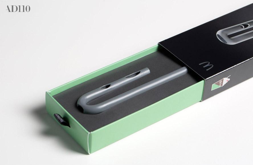 设计让生活更美好:McDonald's重金邀请设计公司设计吸管(苏州广告设计 肯美广告)
